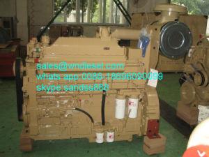 De Gekoelde V Tweeling Mariene Dieselmotor van de hoge snelheid Water