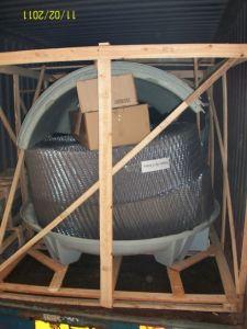 円形の冷却塔