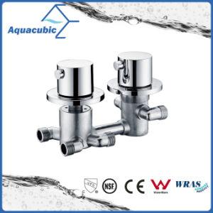 Современная ванная комната на стене двойной заслонки смешения воздушных потоков термостатический клапан душ хром