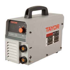 Tayor potencia S-200I IGBT SOLDADURA MMA máquina soldadora portátil
