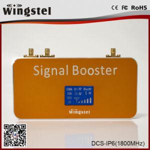 Banheira Lte repetidor de sinal/amplificador de sinal inicial para o Mobile/Dois Esportes antena interior