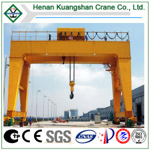 Girder doble Big Power Motor Driven Goliath Crane (modelo del magnesio)