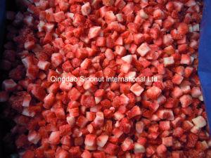2017 / de fraises congelées IQF de récolte