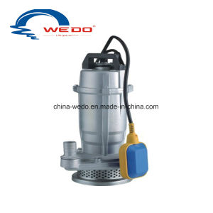Qdx высокого давления серии погружение насос с помощью переключателя плавающего режима