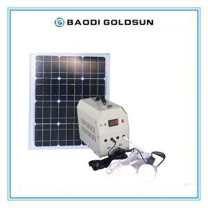 De mobiele Generator van de Zonne-energie voor Huis/het Openlucht Gebruiken