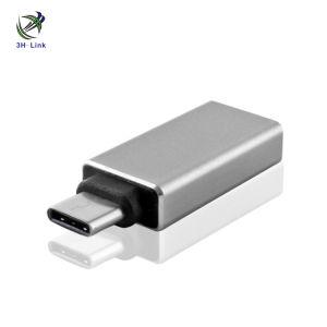 Type de 2017-C pour l'adaptateur USB 3.0 de l'aluminium pour Samsung Galaxy S8