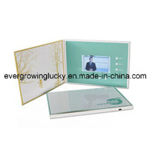 5.0inch LCD Screen Custom Video Business Card