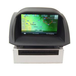 Leitor de DVD de vídeo de navegação GPS para a Ford Fiesta (AST-7065)