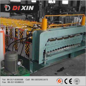 machine à profiler / Rollformers double couche, Metal Roofing, Tôle d'acier, panneau mural, carrelage vitrifié