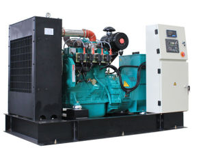 80kw 100kVA Three Phase Power Silent Gas Generator