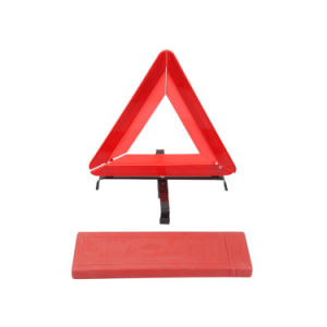 Aluguer de luzes de LED do triângulo de advertência