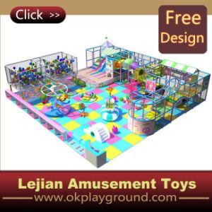 CE 2014 Multiplay Design Moderne aire de jeux intérieure