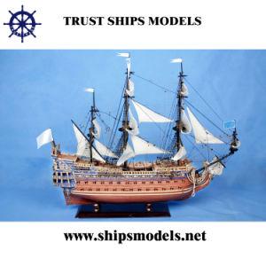 Handmade Sailing Ship modèle pour les cadeaux d'affaires