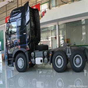 De Vrachtwagen van de tractor 6*4 340 Vrachtwagens van de Motor van PK Weichai