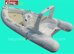 レスキューBoat、Outboard Motor Boat、Rib Boat、5.2m Inflatable Boat