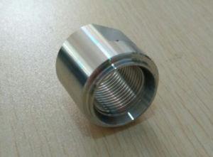Intestazione filettata BSPT dell'acciaio di Hotsale