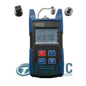 Poignée mesureur de puissance à fibres optiques/Wattmètre optique
