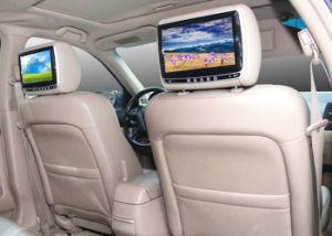 affissione a cristalli liquidi Monitor di lettore DVD TFT di 9.0inch Car Headrest