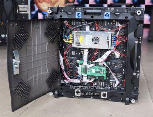 Indoor P2.5 Affichage LED ultra mince avec location de bord 480 * 480 * 65 mm pour la location