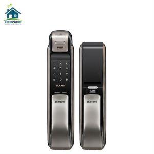Samsungは接触ゲートのためのスマートなドアロックを選別する