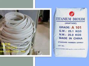 Anatase Grade Titanium Dioxide A101 (uso general)