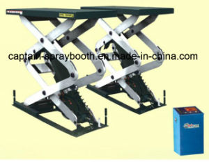 Мало Scissor мотор подъема подъема автомобиля/оборудование упаковки