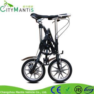 14  접히는 휴대용 자전거 단 하나 속도 Foldable 도시 자전거