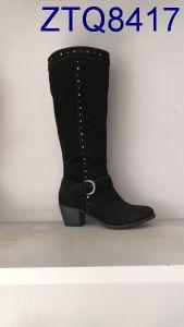 Nouveau mode de vente chaude Mature belle dame bottes 32