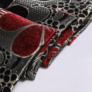 Alta calidad de tejido Jacquard tejido tejido chenilla