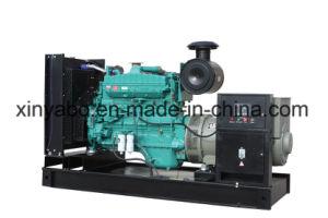 Generador de motor Cummins Diesel de 180kVA.