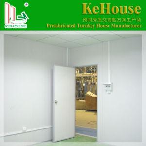 Prefabricados temporal Casa/Estructura de acero los materiales de construcción de la Oficina usa