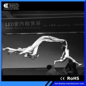 Haute luminosité P2.9mm SMD LED de location d'affichage vidéo RVB