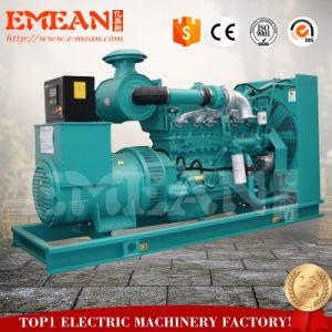 30kw Ricardo Diesel Generator Opentype met 3phase495zd China Leverancier
