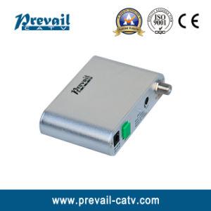 Mini optischer Empfänger-Knotenpunkt AGC-Kabelfernsehen-FTTH mit Pon Kanal