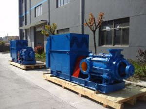 Caldera horizontal de transferencia de agua de alimentación bomba multietapa