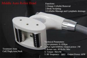 Fr+Aspirador+Roller +Infrared + 40K forma Velashape Cavitação Emagrecimento Rolete de RF de vácuo da máquina (mslvs03)