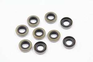 240*260*18 Lábio único vedante de borracha de vedação de óleo em material de FPM