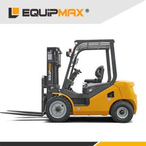 Equipmax 1.5-1.8 tonnes Chariot élévateur Diesel avec moteur Isuzu japonais