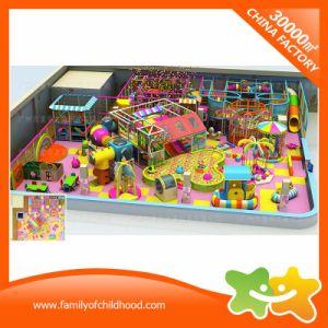 De plastic BinnenReeks van de Speelplaats van de Apparatuur van de Speelplaats Peuter Binnen
