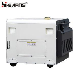 De draagbare Stille 2-5kw Diesel Generator van de Macht (DG6500SE)