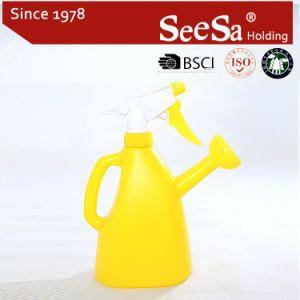 Spruzzatore domestico della latta di innaffiatura della famiglia da 900 ml Gardeng (SX-602)