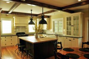 Keukenkast Op Maat : Stevige houten moderne keukenkast naar maat gemaakte stevige houten