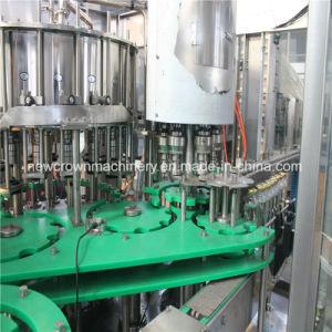 Auto het Vullen van het Vruchtesap van Monoblock van de Capaciteit Machine voor de Fles van het Glas