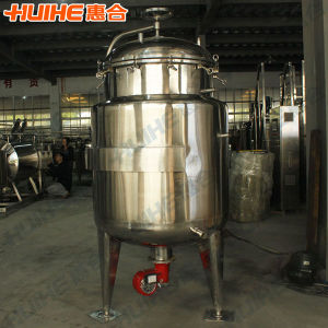 Cucinando POT per carne d'ebollizione (acciaio inossidabile)