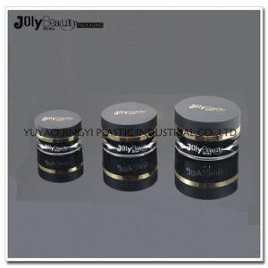 Mode personnalisé haut de gamme bon marché des conteneurs en acrylique pots cosmétiques