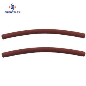 O fio de aço de borracha reforçada a mangueira de borracha de Vapor