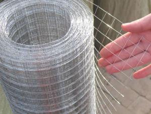 溶接されたステンレス鋼の金網