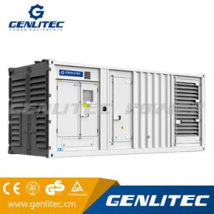 Tipo de contenedor 1000 kVA insonorizado generador diésel Cummins