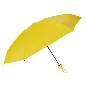 ギフト用の箱が付いている極度の小型か反紫外線シェーディングの日傘