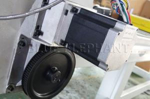 4台の軸線CNCのルーター1325 4回転式軸線のデスクトップCNCの彫版機械木製CNCのルーター